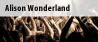 Alison Wonderland Tickets