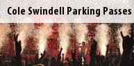 Cole Swindell Parking Passes Tickets
