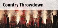Country Throwdown Tickets