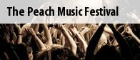 The Peach Music Festival Tickets